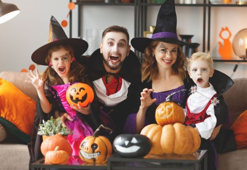 Ideas para una fiesta de Halloween en casa