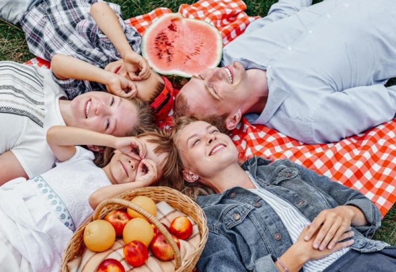 Actividades en familia al aire libre